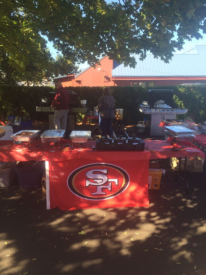 49er Faithful Tailgate